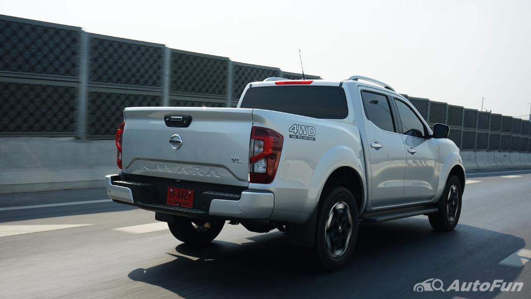 2021 Nissan Navara Double Cab 2.3 4WD VL 7AT Exterior 022