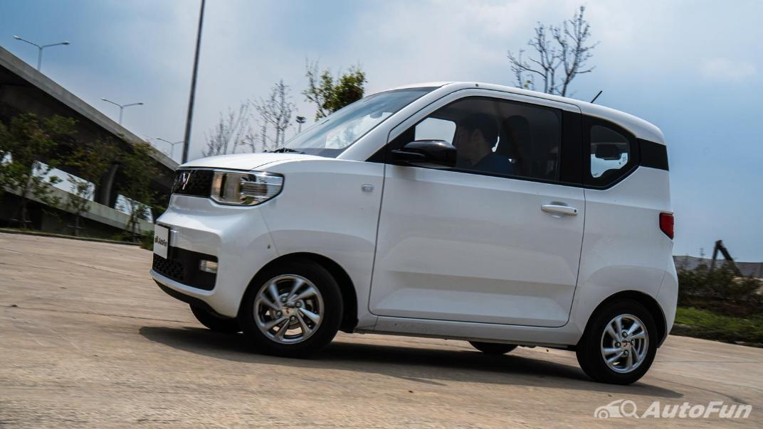 2020 Wuling Mini EV Exterior 040