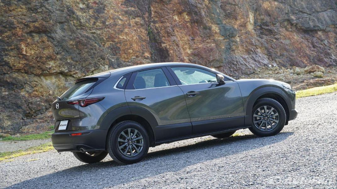 2020 Mazda CX-30 2.0 C Exterior 045