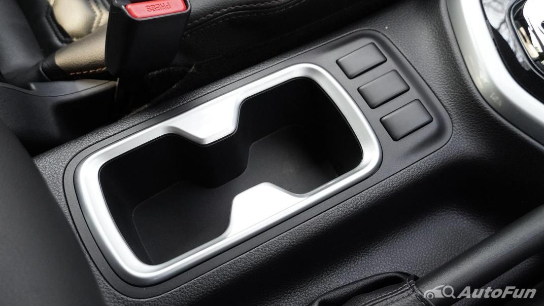 2021 Nissan Navara Double Cab 2.3 4WD VL 7AT Interior 029
