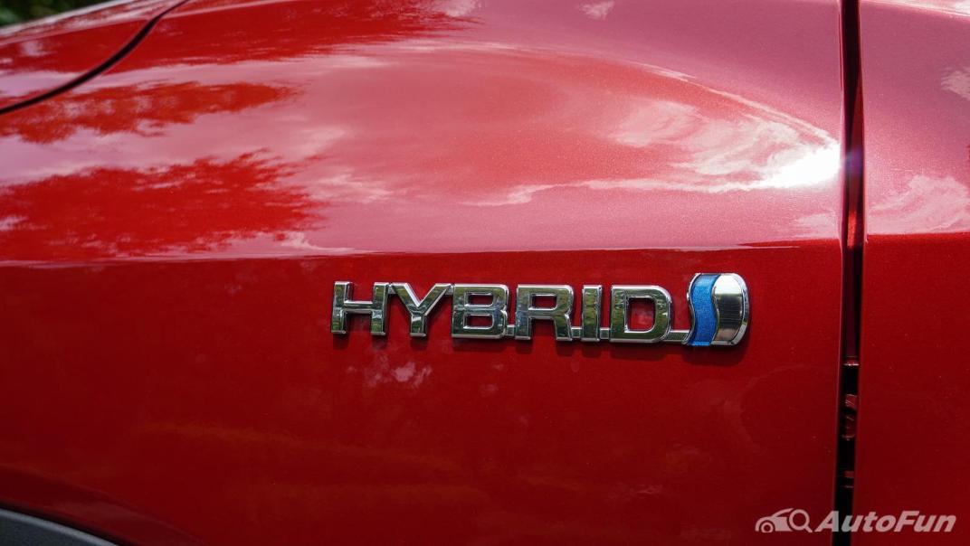 2020 Toyota Corolla Cross 1.8 Hybrid Premium Safety Exterior 039