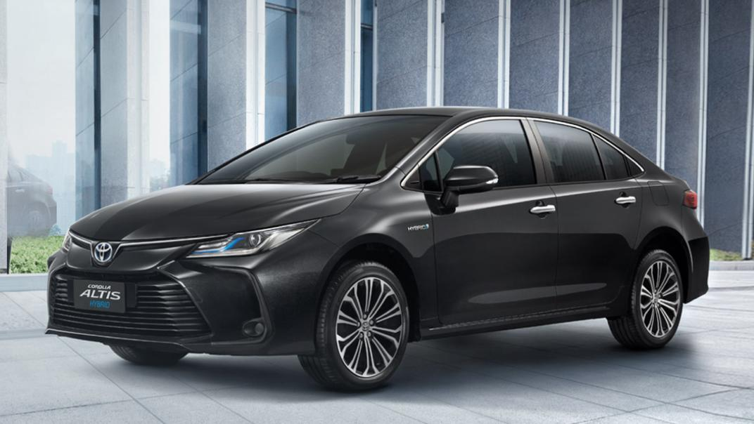 Toyota Corolla Altis 2021 Exterior 023