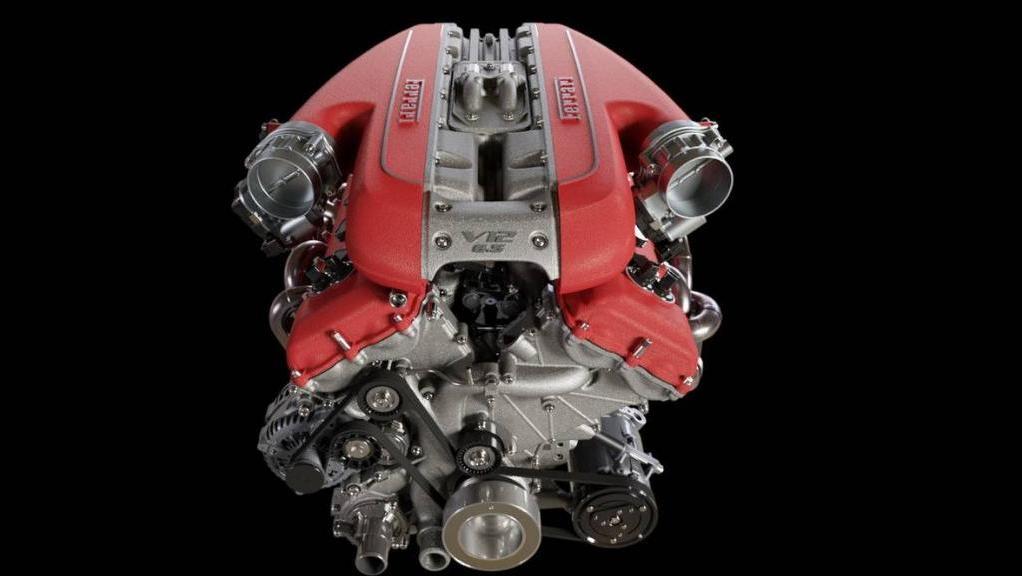 2020 Ferrari Monza SP1 V12 Others 001