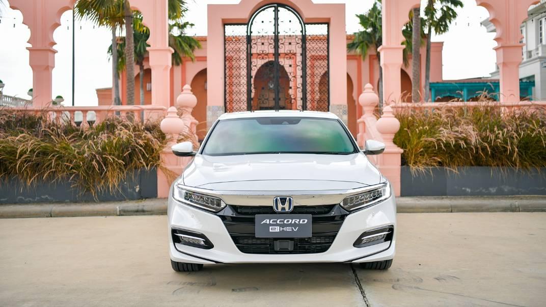 2021 Honda Accord 2.0L e:HEV EL+ Exterior 039