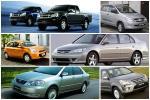 6 รถมือสองรุ่นดัง ราคาเท่าดาวน์ป้ายแดง งบไม่เกิน 200,000 บาท จะได้รุ่นอะไรดีๆบ้าง