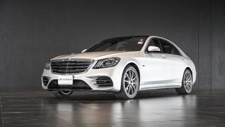 Mercedes-Benz S-Class S 560 e AMG Premium ราคารถ, รีวิว, สเปค, รูปภาพรถในประเทศไทย | AutoFun