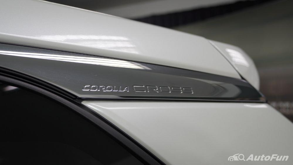 Toyota Corolla Cross Exterior 045