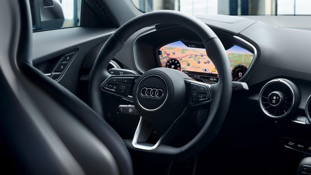 Audi TT Public 2020 Interior 001