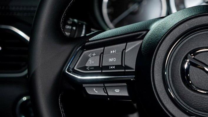 Mazda CX-8 Public 2020 Interior 008