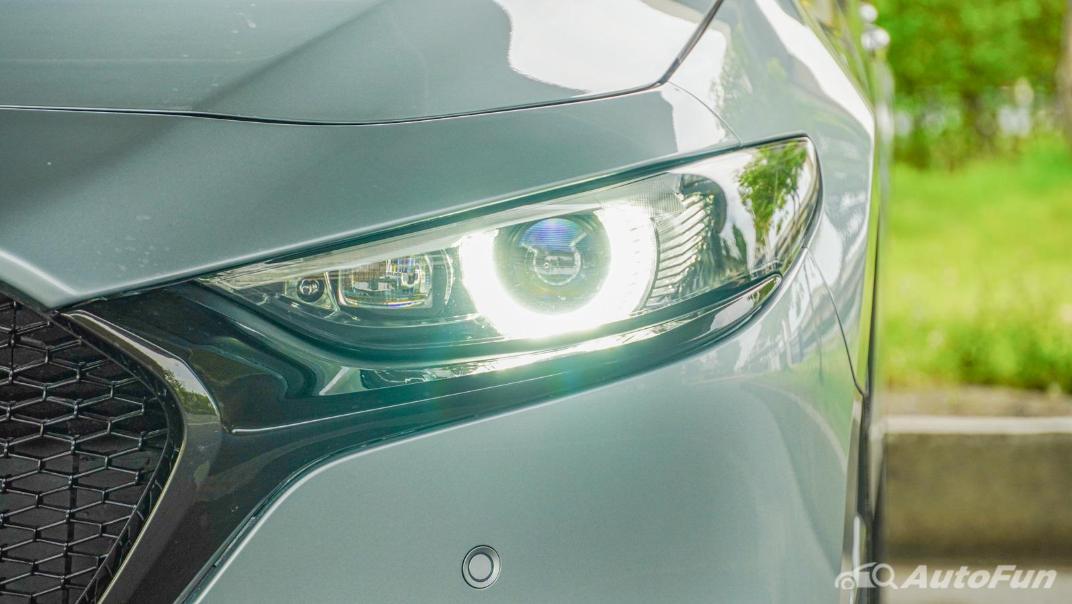 2020 Mazda 3 Fastback 2.0 SP Sports Exterior 014