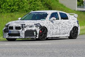 All-New Honda Civic Type R ใหม่ยังคงใช้เครื่องยนต์สันดาป แต่อาจเป็นรุ่นส่งท้าย?