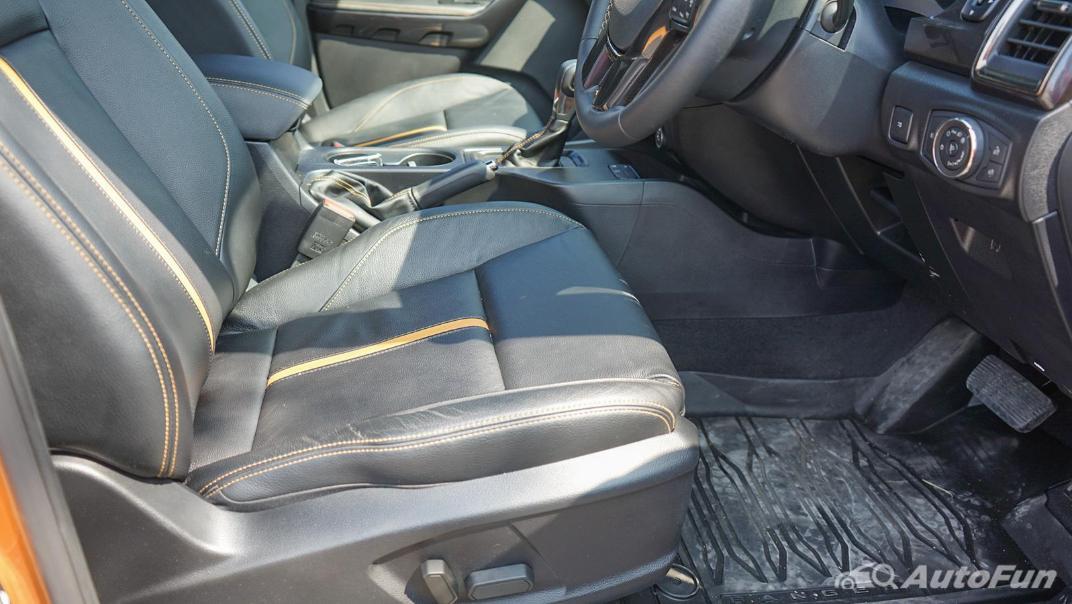 2020 Ford Ranger Double Cab 2.0L Turbo Wildtrak Hi-Rider 10AT Interior 030