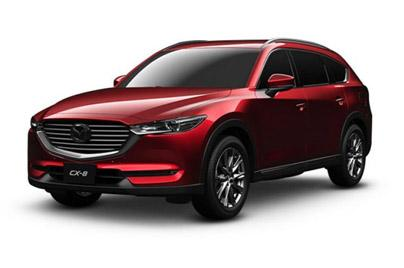 2020 2.2 Mazda CX-8 Skyactiv-D XDL Exclusive