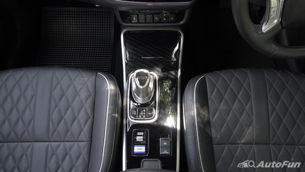 2021 Mitsubishi Outlander PHEV GT-Premium Interior 028