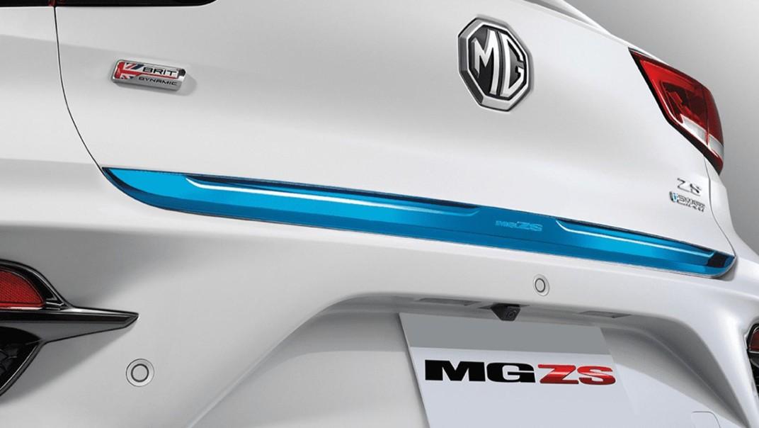 MG ZS-EV 2020 Exterior 011