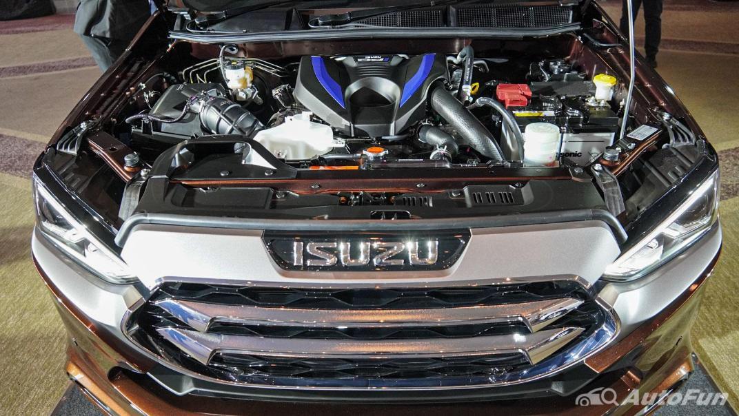 2021 Isuzu MU-X Ultimate 3.0 AT 4x4 Others 008