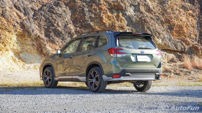 2020 Subaru Forester 2.0i-S EyeSight GT Exterior 007