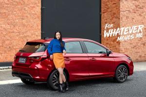 ทำไมคนญี่ปุ่น 77% ยกย่อง 2021 Honda City Hatchback รถในตำนานเทียบ Civic รุ่นแรก