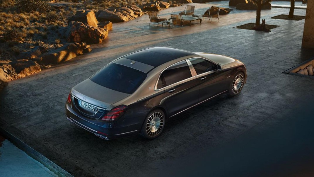 Mercedes-Benz Maybach S-Class 2020 Exterior 001
