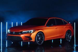 มาแล้ว 2021 Honda Civic ชมกันชัด ๆ ภายนอก-ภายใน เน้นสันเหลี่ยมพรีเมียมมากขึ้น เก็บเงินรอออกขายปีหน้า