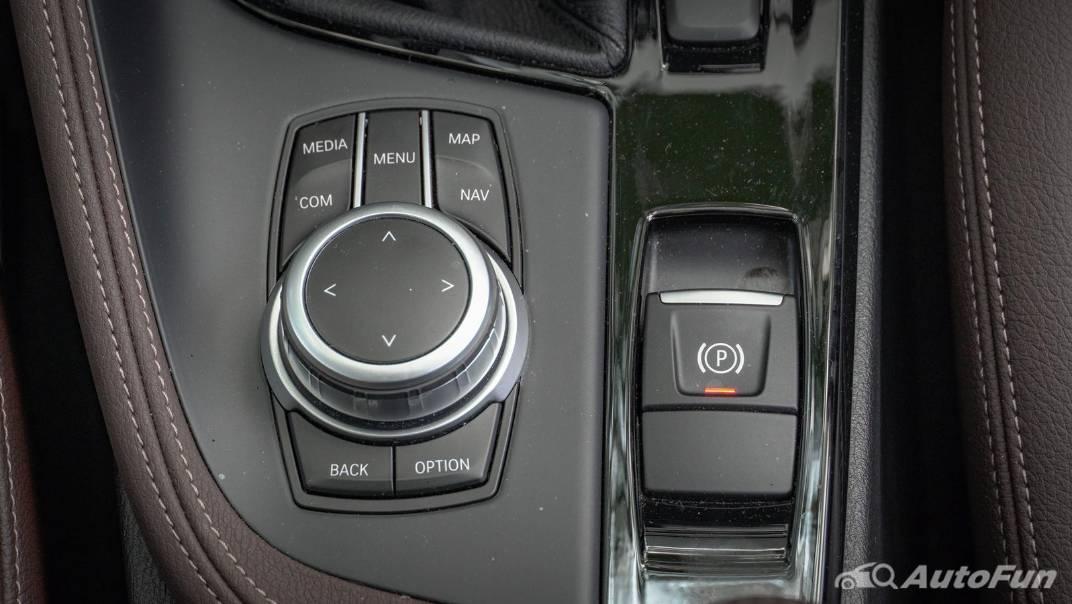 2021 BMW X1 2.0 sDrive20d M Sport Interior 021