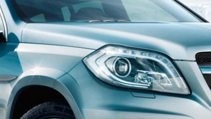 Mercedes-Benz GL-Class 2020 Exterior 009