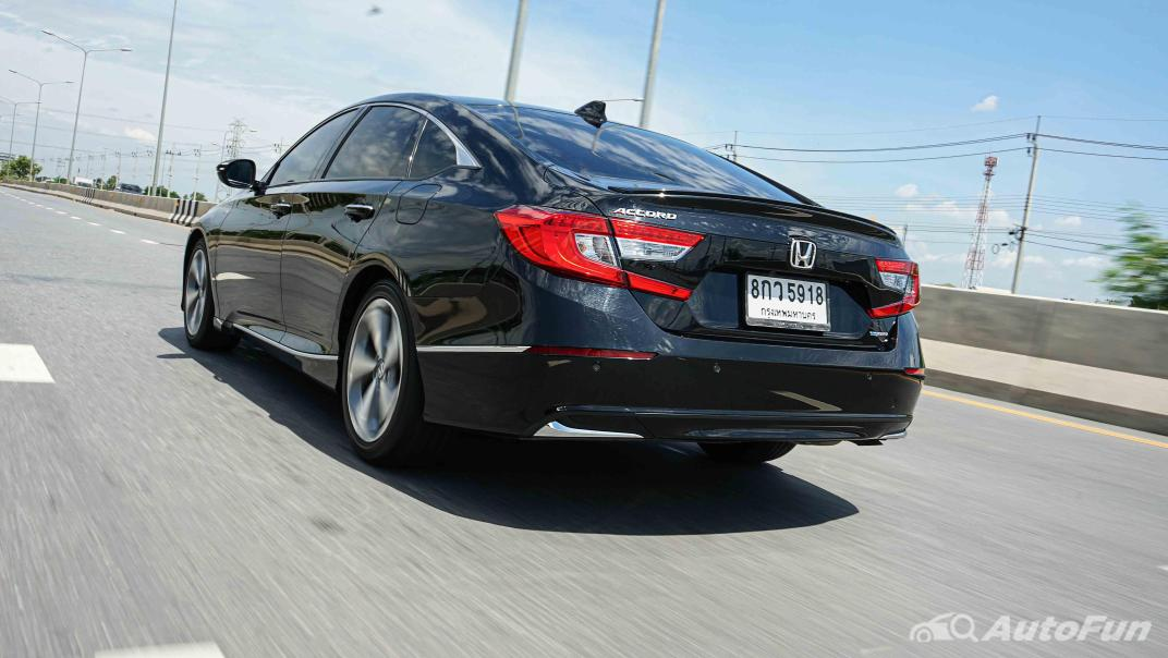 2020 Honda Accord Hybrid Tech Exterior 042