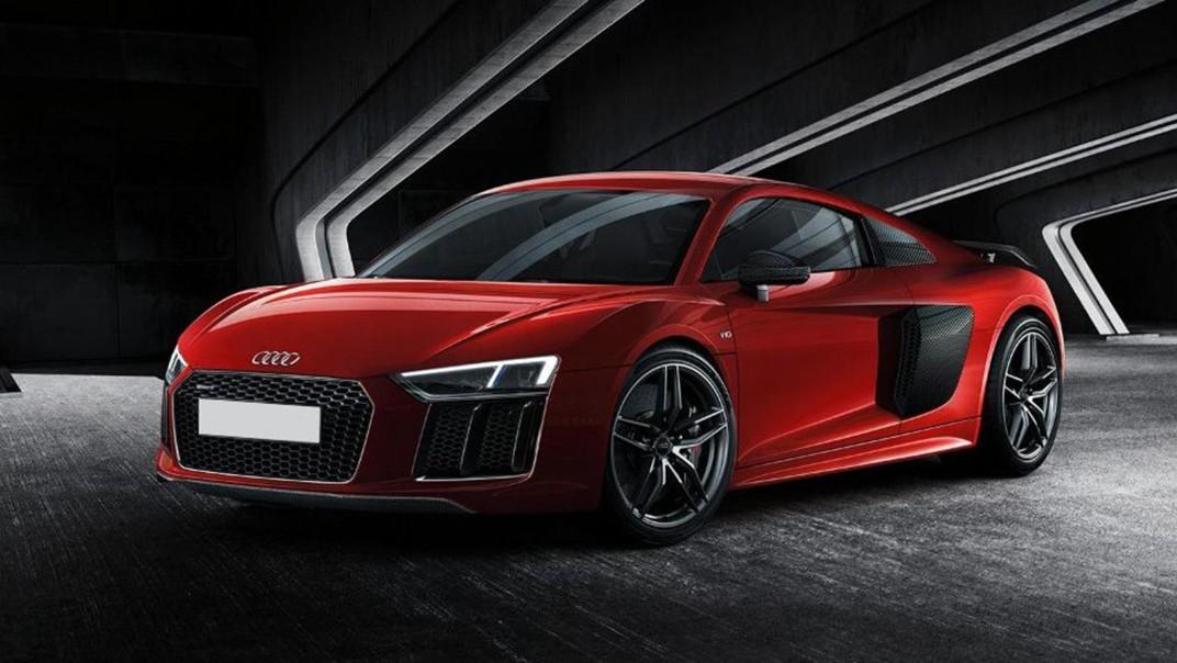 Audi R8 2020 Exterior 016