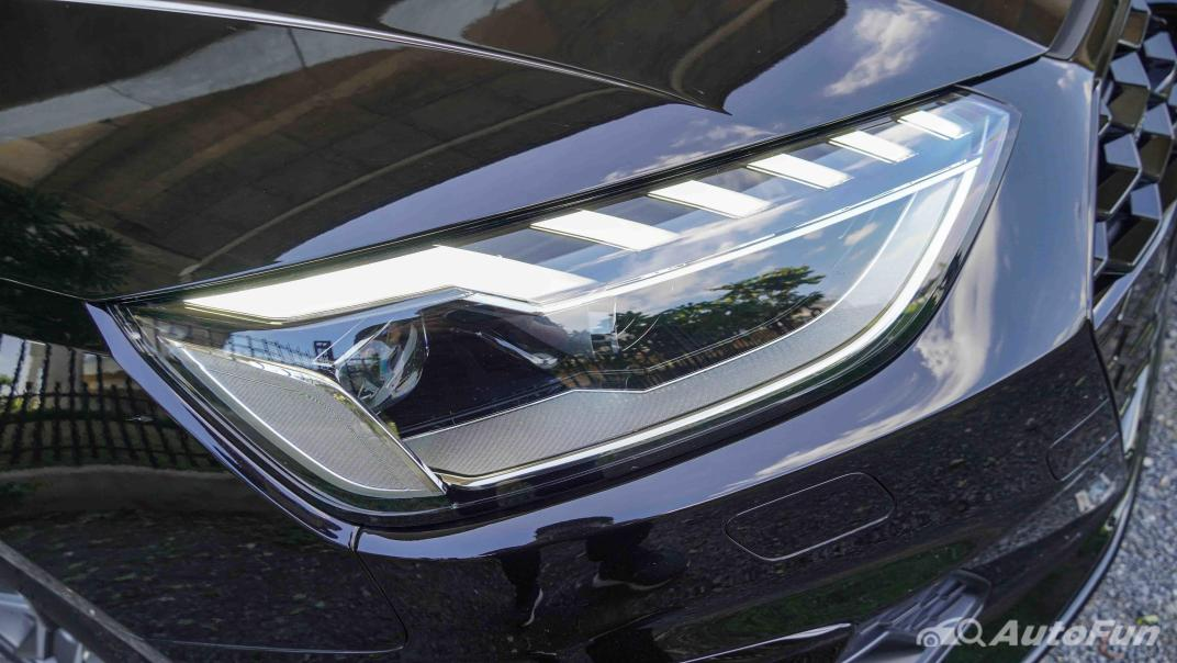 2020 Audi A4 Avant 2.0 45 TFSI Quattro S Line Black Edition Exterior 015
