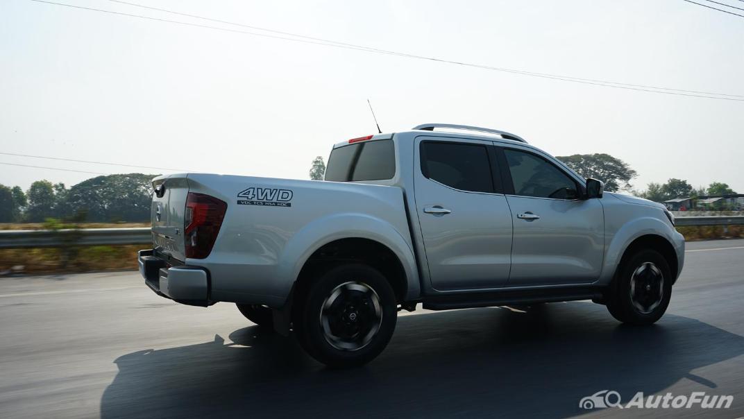 2021 Nissan Navara Double Cab 2.3 4WD VL 7AT Exterior 020