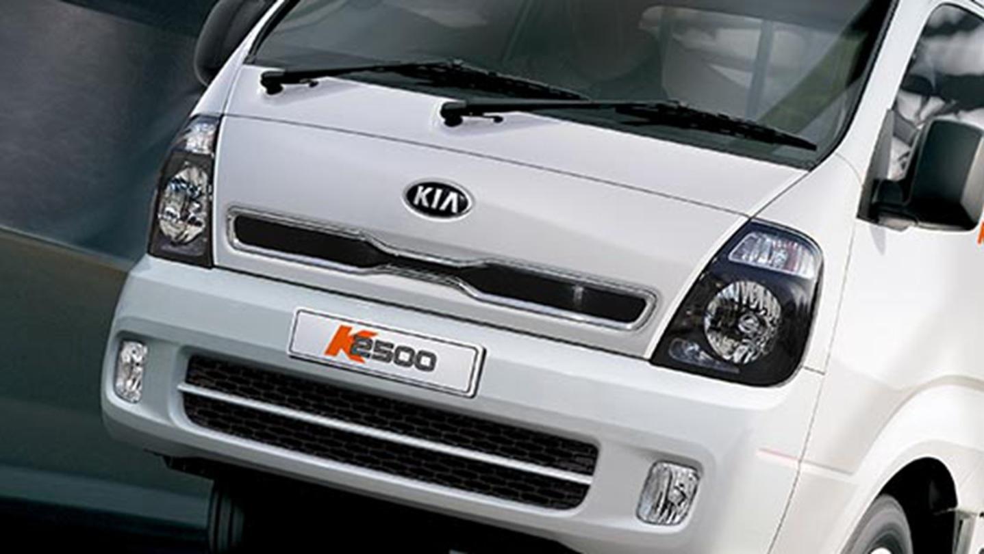 Kia K2500 2020 Exterior 005