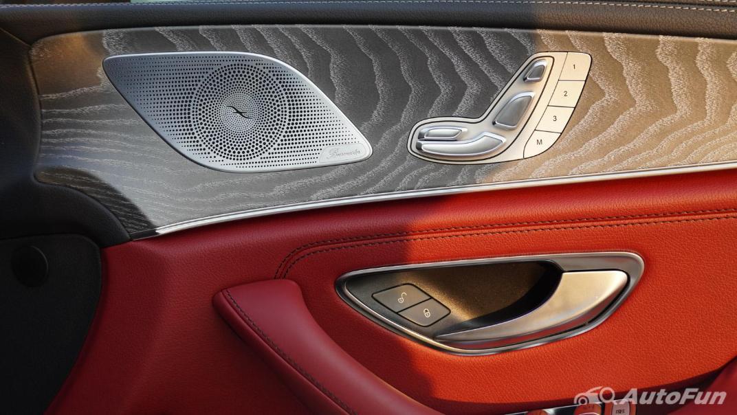 2021 Mercedes-Benz CLS 220 d AMG Premium Interior 055