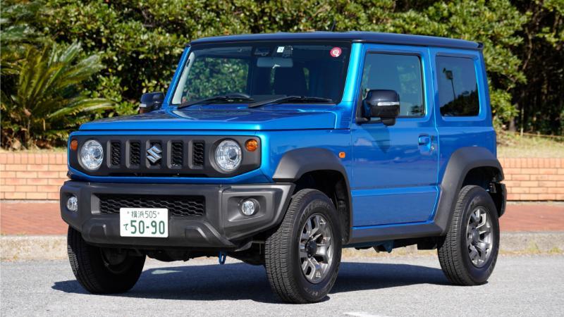 Top 5 รถใหม่น่าซื้อ สำหรับใครที่จอง 2021 Suzuki Jimny ไม่ทัน ในงบเท่ากัน 1.7 ล้านบาท 02