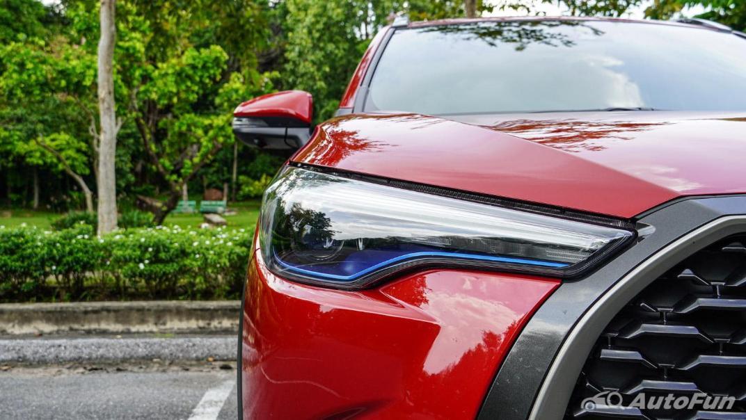 2020 Toyota Corolla Cross 1.8 Hybrid Premium Safety Exterior 016