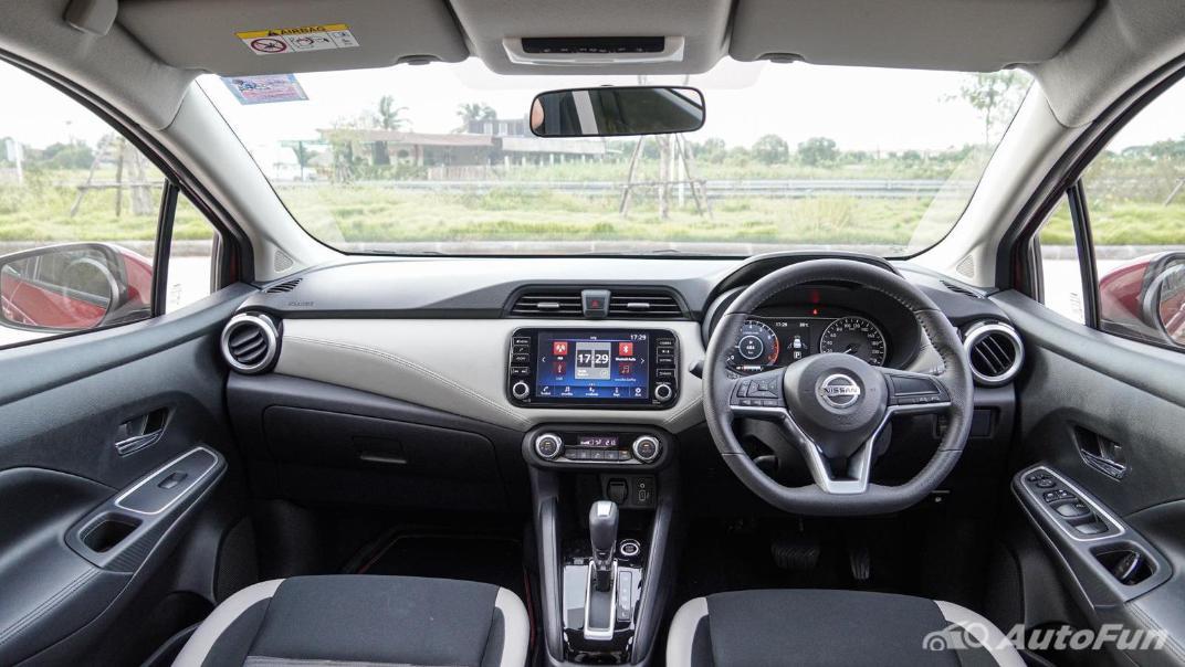 2020 Nissan Almera 1.0 Turbo VL CVT Interior 001