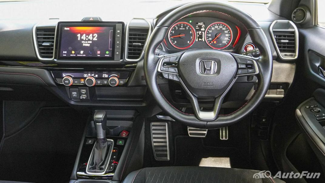 2020 Honda City 1.0 RS Interior 004