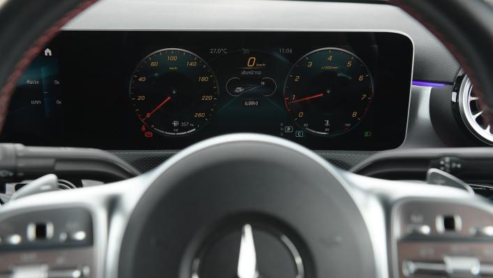 2021 Mercedes-Benz A-Class A 200 AMG Dynamic Interior 009