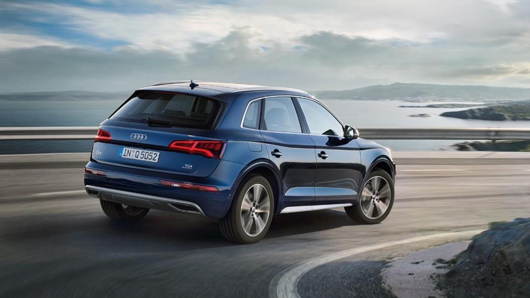 Audi Q5 2020 Exterior 022