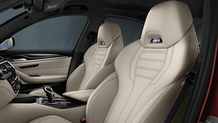 BMW M5-Sedan 2020 Interior 008