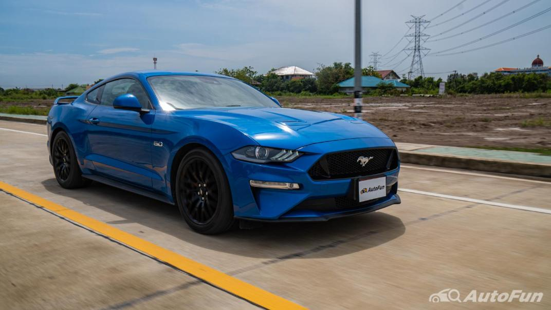 2020 Ford Mustang 5.0L GT Exterior 046