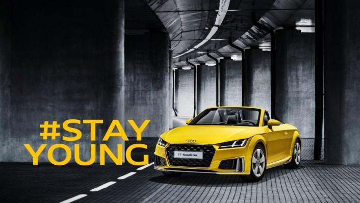 Audi TT Roadster 2020 Exterior 001