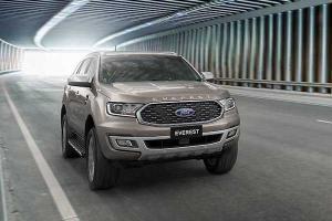 2021 Ford Everest เปิดตัวรุ่นใหม่จะสู้คู่แข่งอย่าง Toyota Fortuner ได้ไหม?