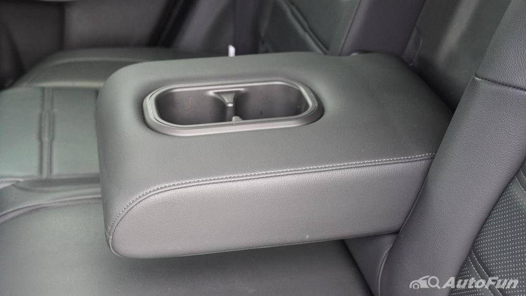 2020 Honda CR-V 2.4 ES 4WD Interior 035