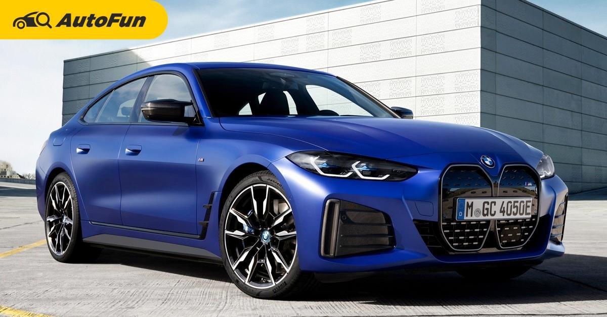 BMW และ MINI เดินหน้าขยายไลน์รถยนต์ไฟฟ้าให้รถยนต์นั่งและครอสโอเวอร์ 4 รุ่นภายใน 2 ปี 01