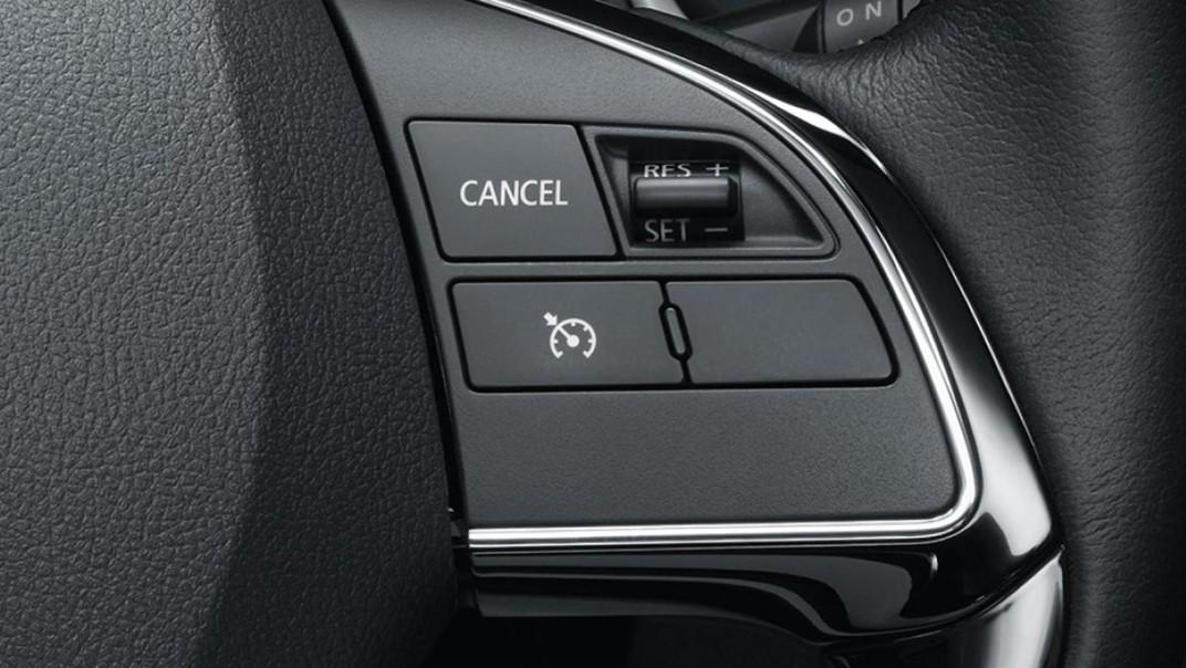 Mitsubishi Attrage 2020 Interior 003