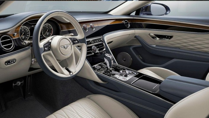 Bentley Flying Spur 2020 Interior 001