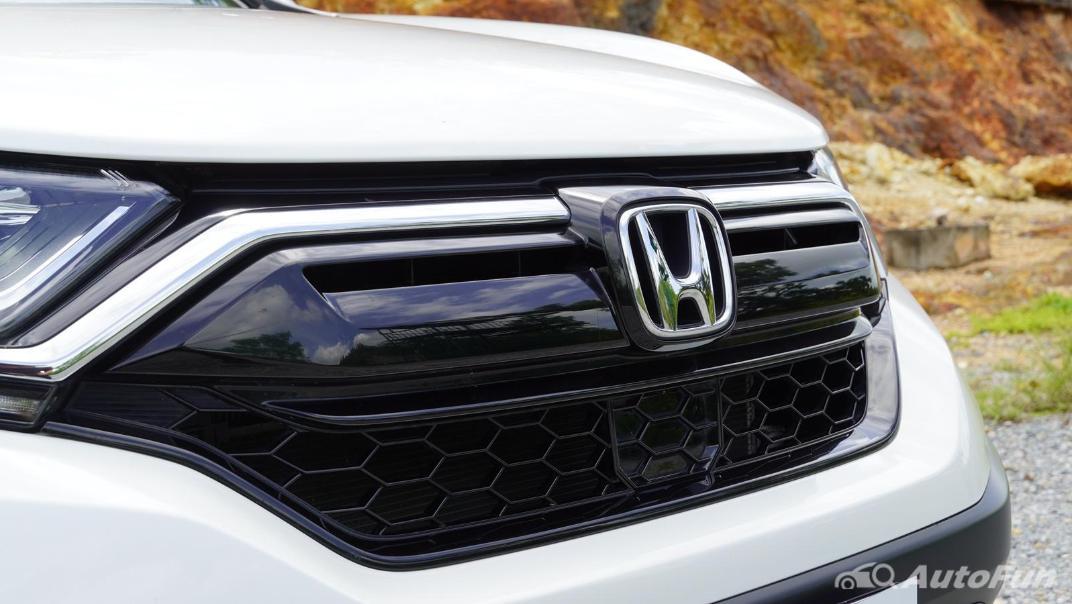 2020 Honda CR-V 2.4 ES 4WD Exterior 015