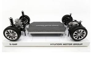 Hyundai เปิดตัวแพลตฟอร์มไฟฟ้า E-GMP รองรับอัตราเร่ง 0-100 กม.ต่อชม. ใน 3.5 วินาที