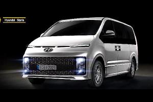 2022 Hyundai H-1 โมเดลเชนจ์ คาดขายไทยปีหน้า รวมภาพเรนเดอร์อัพเดตใหม่ล่าสุดที่นี่