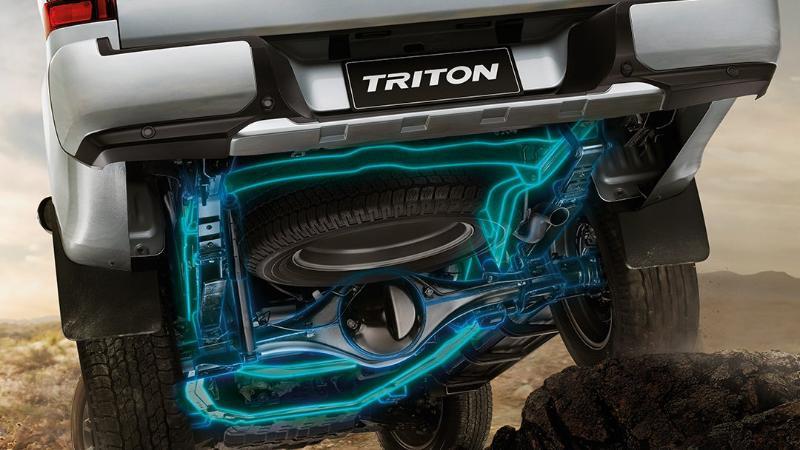 สนไหม? เมื่อ Mitsubishi Triton และ Pajero Sport ใหม่จะวางขุมพลังปลั๊กอินไฮบริด 02